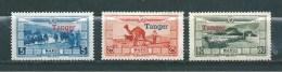 Colonie PA Du Maroc  De 1928  N°22/23 + N°26  Neuf * - Morocco (1891-1956)