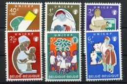 Année 1960 : 1153-1158 ** - Unicef