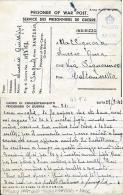 CAMPO PRIGIONIERI POW CAMP 81 PINGLEY  BRIGG GREAT BRITAIN 1943 X CALTANISETTA - 1900-44 Vittorio Emanuele III