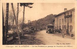 ¤¤  -   948   -  SAINT-ANTHEME  -  Col Des Pradeaux Au Passage De L'Autobus  -  ¤¤ - France