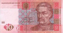 Ukraine 10 Hryvna  2004 Pick 119 UNC Tigipko - Ukraine