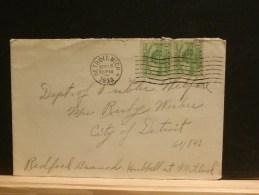 61/842   LETTRE   USA  1933