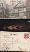 8005) MANCHESTER THE SEVEN STAR VIAGGIATA 1904 - Manchester
