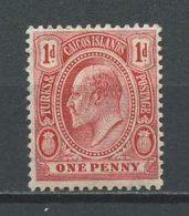 TURKS CAIQUES 1909 N° 49 * Neufs = MH Trace Charnière Cote 1 € Edouard VII