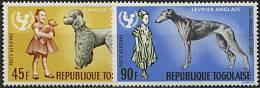 Togo, PA N° 065 à N° 066** Y Et T, 65 / 66