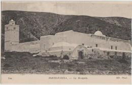 CPA TUNISIE PORTO FARINA La Mosquée