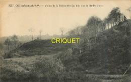 35 Chateaubourg, Vallée De La Gidonnière, Carte Pas Courante - Other Municipalities