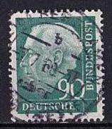 BRD Mi. Nr. 265 X O (A-2-58)