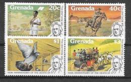 Grenade N° YVERT 862/65  NEUF ** - Grenada (1974-...)