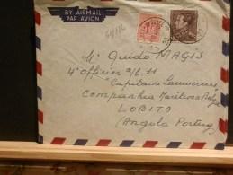 61/882   LETTRE POUR  ANGOLA - 1936-1951 Poortman