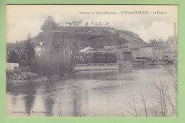VITRY EN PERTHOIS : Le Donjon. 2 Scans. Edition Baty - Other Municipalities