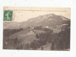 Cp , 52 , LE PAILLY Et Le Mont COLOMBY , Voyagée - Gex