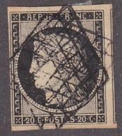 N 3   20C NOIR  - TB