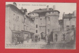 Marjevols  --- Porte De Chanelles - Marvejols