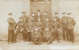 SOLDATI CECHI ALTENGRABOW - BZ.MAGDEBURG 1910 - Guerra 1914-18