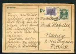 Autriche - Entier Postal  Pour La France En 1935  Réf O 268