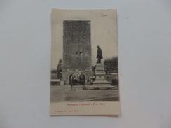 Como, Monumento à Garibaldi E Porta Dorre. - Altri