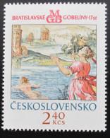 CZECHOSLOVAKIA Tschechoslowakei 1974 GOBELINS SC# 1951 Wandteppiche Aus Preßburg Mi# 2215 MNH Postfrisch 1097