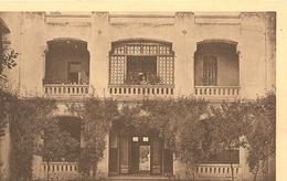 Cpa Tunis Ecole Emile Loubet