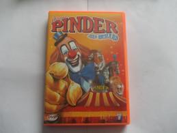 DVD - CIRQUE PINDER Jean Richard Bienvenue Au Cirque - DVDs
