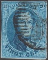 Belgique 1861 COB 11