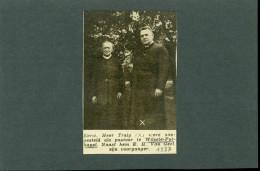 Document ( 29 ) Origineel Knipsel Uit Tijdschrift  1937  -   Wilsele - Putkapel  Pastoor - Sin Clasificación