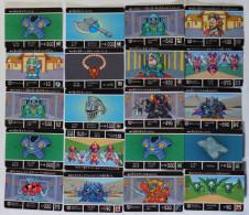 SD Gundam Gaiden V Vuatorasu No Tsurugi : 20 Japanese Trading Cards - Trading Cards