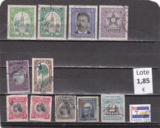 Liberia  -  Lote  12  Sellos Diferentes  -  10/8146