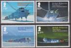 Antarctic.British Antarctic Territory.2014.Halley VI Research.MNH.22270 - Brits Antarctisch Territorium  (BAT)