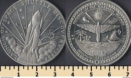 Marshall Islands 5 Dollars 1988 - Marshall Islands