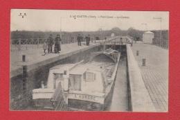 Le Guetin  --  Pont Canal --  La Cuvette - France