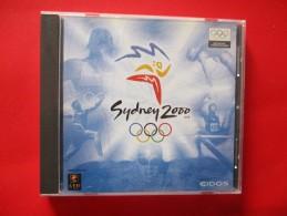 JEU PC SYDNEY 2000 (cd+livret ) - Jeux PC