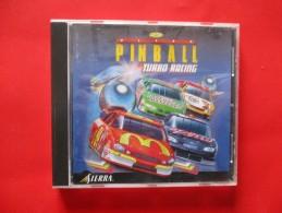JEU PC Pinball Turbo Racing (cd+livret ) - Jeux PC