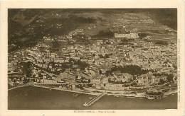 - Dpts Div.-ref-LL395- Monaco - Monte Carlo - Vue Generale - Cliche De La Compagnie Aerienne Française - - Monte-Carlo