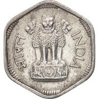 INDIA-REPUBLIC, 3 Paise, 1965, Calcutta, TTB+, Aluminium, KM:14.1 - Indien