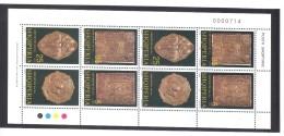 KUR210  ALBANIEN 1998  MICHL 2669/71 KLEINBOGEN Postfrische **  SIEHE ABBILDUNG