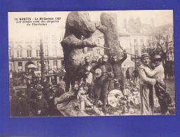 Nantes  Mi Careme  1927 Singes Et Singerie De La Danse Charleston  (Très Très Bon état ) Ww552) - Humour