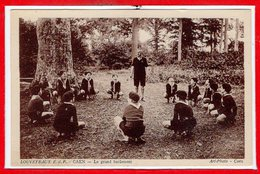 SCOUTISME  - Louveteaux E. D. F. Caen  - Le Grand Hurlement - Scouting