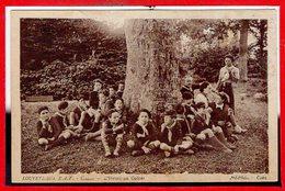 SCOUTISME  - Louveteaux E. D. F. Caen  - L'heure Du Gouter - état - Scouting