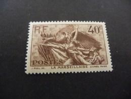 TIMBRE DE FRANCE   1936    N 315  COTE  13,00  EUROS  NEUF  LUXE**