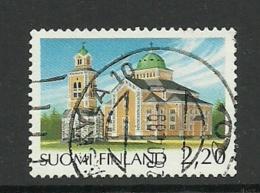 FINNLAND FINLAND 1988 Michel 1037 Kerimäki Church