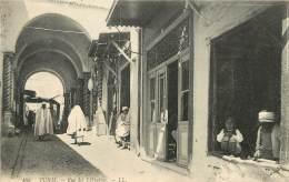 TUNIS     RUE DES LIBRAIRES