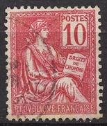 FRANCE 1900 / 1902 -  Y.T. N° 116 - OBLITERE - FD50