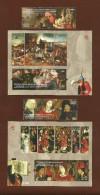 Portugal 2016 , Tesouros Dos Museus Portugueses - Compl. - Postfrisch / MNH / (**) - Nuovi