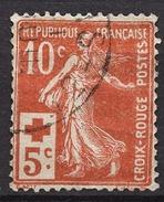 FRANCE 1906 / 1920 -  Y.T. N° 147 - OBLITERE - FD51