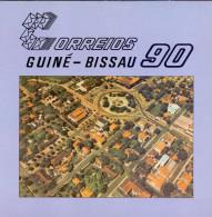 Guinea-Bissau 1990 Jahresmappe Ohne Blocks ** - Ansehen!!