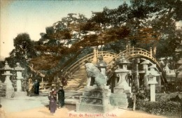 JAPON – Carte Postale De Osaka Et De Ses Environs – Très Bon état – A Voir - Lot N° 20059 - Osaka