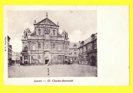 * Antwerpen - Anvers - Antwerp * (E.V. Bruxelles) Saint Charles Borromée, église, Kerk, Church, Kirche, Rare - Antwerpen