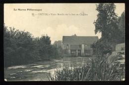 94 Val De Marne  Créteil 26 Vieux Moulin Sur Le Bras Du Chapitre La Marne Pittoresque 1917 - Creteil