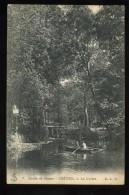 94 Val De Marne  Créteil 7 Bords De Marne La Guière ELD Animée 1907 - Creteil